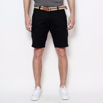 Bum Men's Cargo Short (Black)