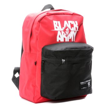 BUM Men's Backpack (Red) - 2