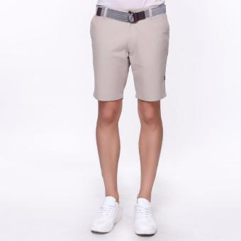 Bum Men's Basic Twill Shorts (Cement)