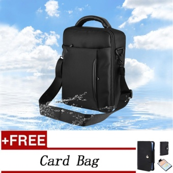 (Buy 1 Get 1 Free Gift) Portable Waterproof Drone Single Shoulder Storace Bag Carrying Case For DJI Spark - intl