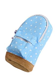 Buytra School bag Pencil Case Blue