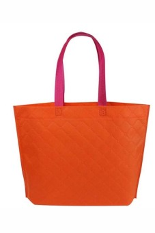 Buytra Shopping Bag Eco Travel Reusable Bags (Orange)