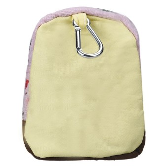 Canvas Mini Floral Backpack Women Girls Kids Cheap Coin Pouch Multicolor - Intl - picture 2