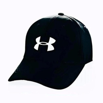 Cap Mania Under Armor black