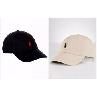 Cap Polo Ralph Lauren black & khaki set Price Philippines