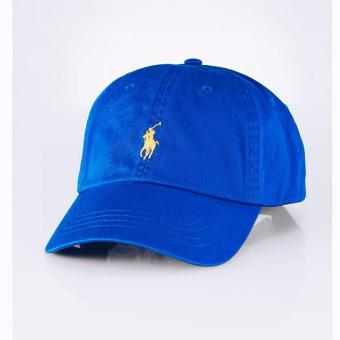 Cap Polo Ralph Lauren royal blue