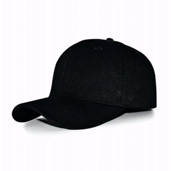 Cap Republic Baseball Cap plain black