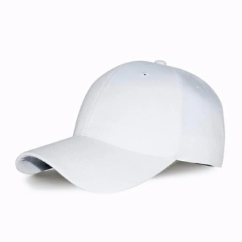 Cap Republic Baseball cap White plain