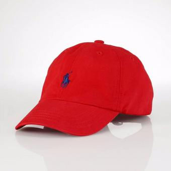 Cap Republic Polo Ralph Lauren red