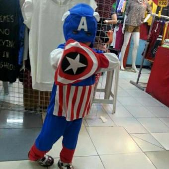 Captain America Costume Price Philippines