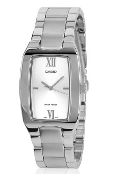 Casio Analog Men's Watch MTP-1165A-7C2DF (Silver)