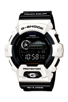 Casio G-Shock Men's WHITE Resin Strap Watch GWX-8900B-7