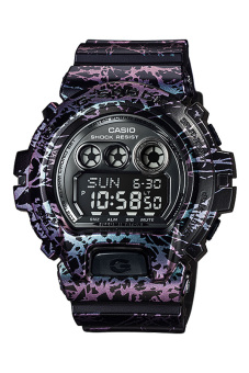 Casio G-Shock Men's Black Resin Strap Watch GD-X6900PM-1 - picture 2