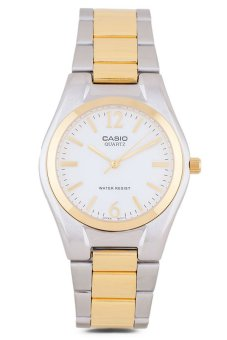 Casio Men's Watch MTP-1253SG-7ADF (Silver/Gold)
