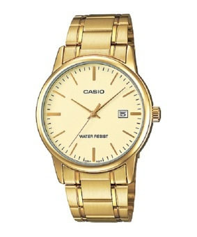Casio MTP-V002G-9A Men's Watch (Gold) - picture 2