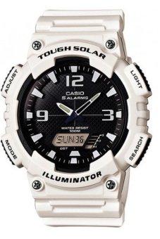 Casio Solar Sports Men's Watch AQ-S810WC-7AVDF (White/Black)