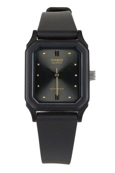 Casio Women's Black Resin Strap Watch LQ-142E-2ADF