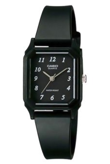 Casio Women's Black Resin Strap Watch LQ-142-1BDF