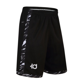 Casual male big kid running shorts basketball shorts