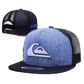 Causal Fashion Snapback Quiksilver Cap Adjustable Sport Hat - intl