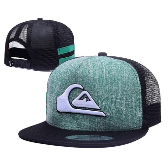 Causal High quality Snapback Quiksilver Cap Adjustable Sport Hat -intl Price Philippines