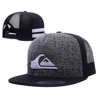Causal High quality Snapback Quiksilver Cap Adjustable Sport Hat -intl
