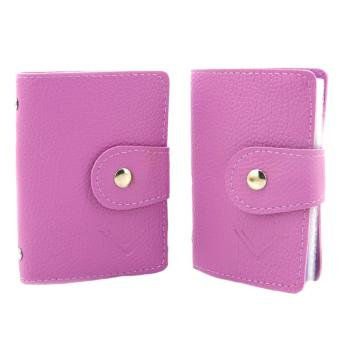 Cava Business ID Credit Card Holder Set of 2 (Lavender) Price Philippines