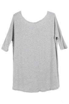 Chicnova Modal Loose (Grey)