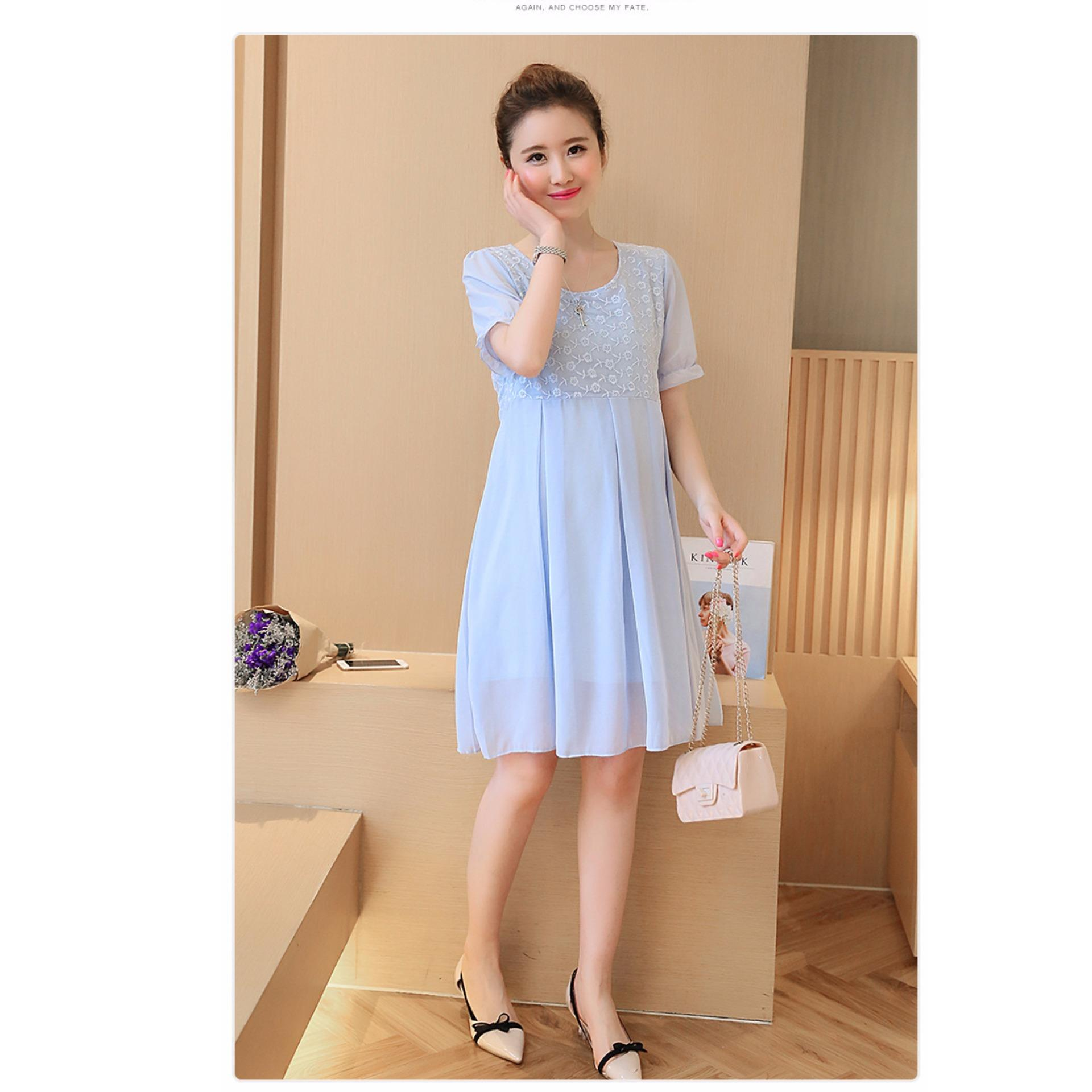 Philippines chiffon maternity dresses short sleeve loose a line chiffon maternity dresses short sleeve loose a line pregnancyclothings intl ombrellifo Choice Image
