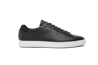 CLAE BRADLEY CLA01297 (BLACK LEATHER)