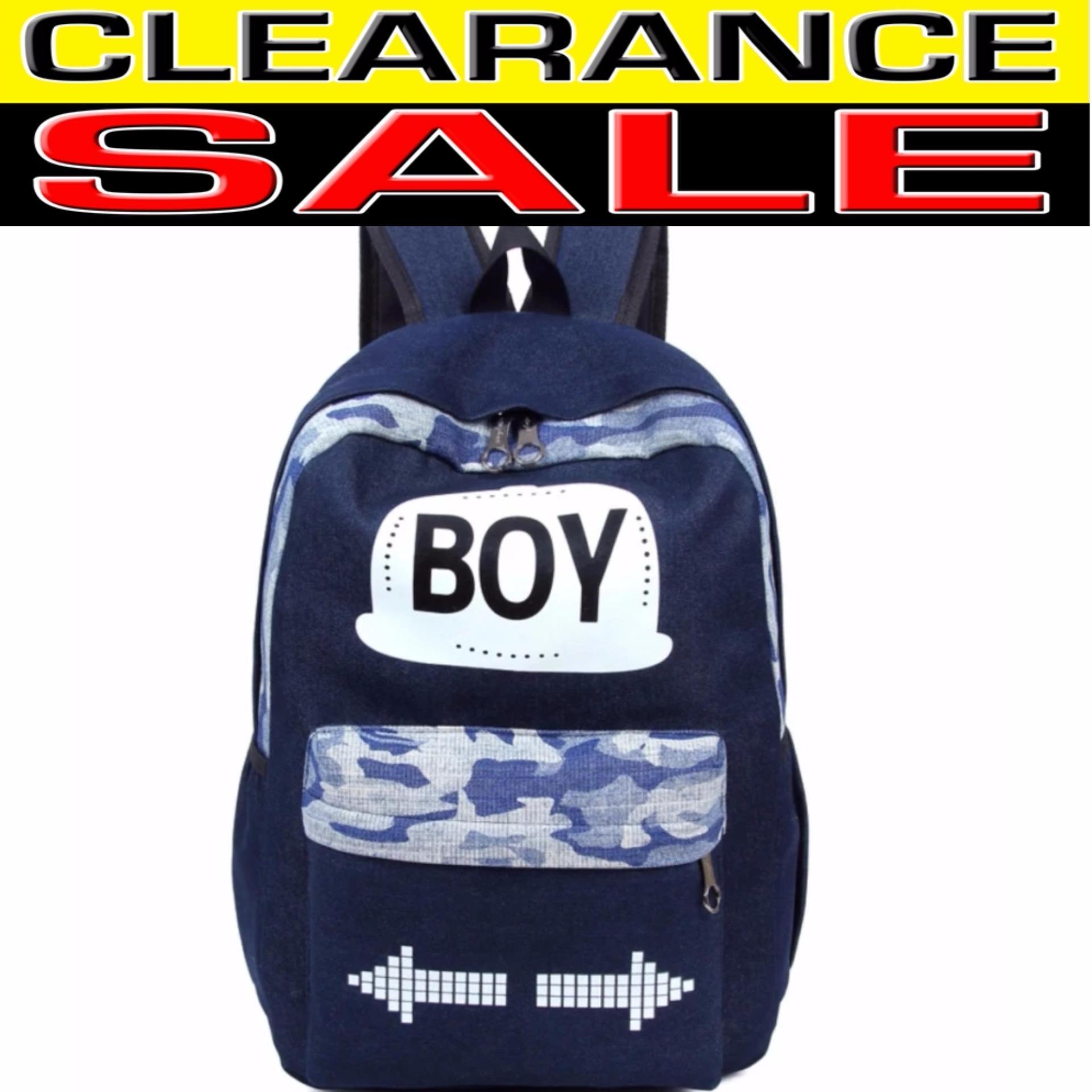 e0f498a348f6 School Backpack Clearance Sale- Fenix Toulouse Handball