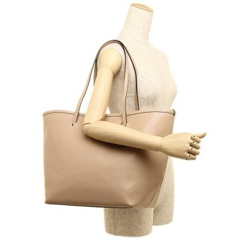 Coach Crossgrain Large Taxi Tote Bag (Nude) - picture 2