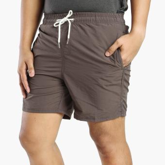 Coco Republic Mens Board Shorts (Brown)