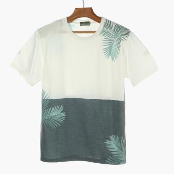 Coco Republic Mens Tropical Tee (White) Price Philippines