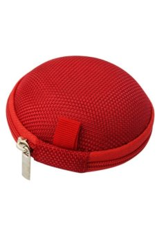 Cocotina Mini Clutch Coin Bag Rose Red