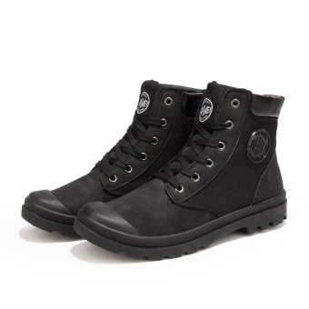 Cowboy Boots for Men's fashion casual shoes Breathable and comfortable - intl