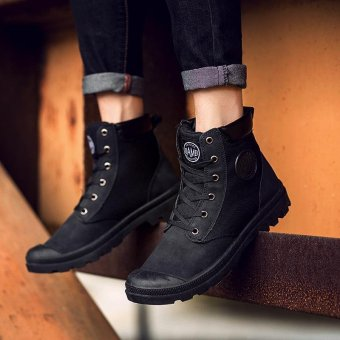 Cowboy Boots for Men's fashion casual shoes Breathable and comfortable - intl - 4