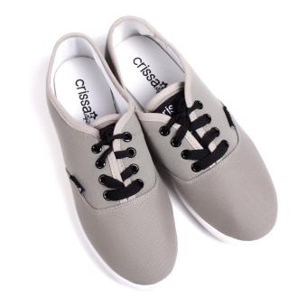 Crissa Steps KALLIE Laced up shoes (Gray) - 2