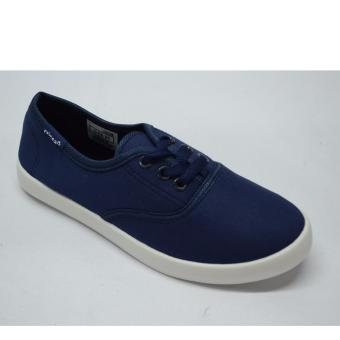 Crissa Steps Laced-up shoes (Navy Blue)
