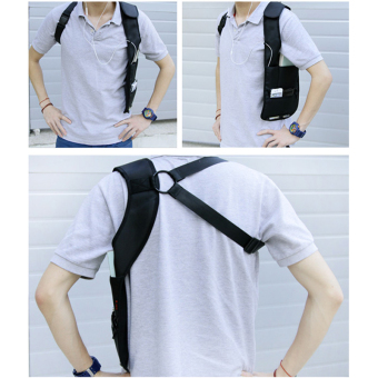 Cyber Anti-Theft Hide Underarm Shoulder bag Holster (Black) - picture 4
