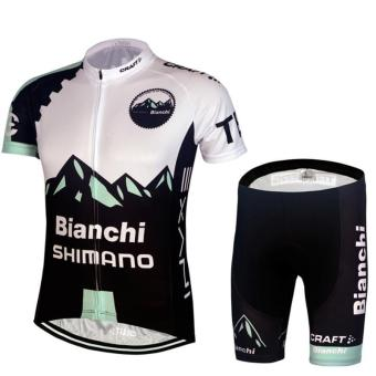 Cycling Jersey Bike Ciclismo Bicycle Bicicleta Ropa Maillot Mtb Clothing Roupas Clothes Quick Dry Breathable - intl