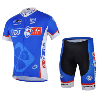 Cycling Jersey With Shorts Set - intl