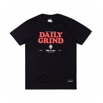 DAILY GRIND Supremacy Men's T-shirt (Black)
