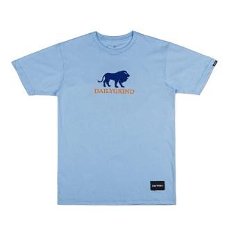 DAILY GRIND Withstand T-shirt (Light Blue)