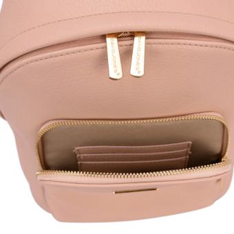 DAVID JONES Women Synthetic leather Mini Backpack - intl - 3