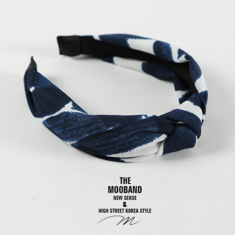 Day Han Zhenzhu hair bands cloth hair bands