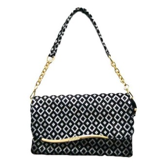 Diamond Design Ladies Handbag