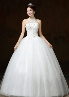 Diamond wedding dress lace wedding gown - Intl Price Philippines