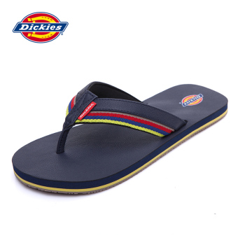 Dickies British non-slip slippers men's shoes (Blue 162M50LXS19) Price Philippines