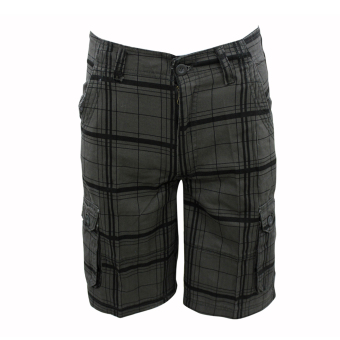 DIERDANI D-510 Men Short 6 Pocket(Black) - 2